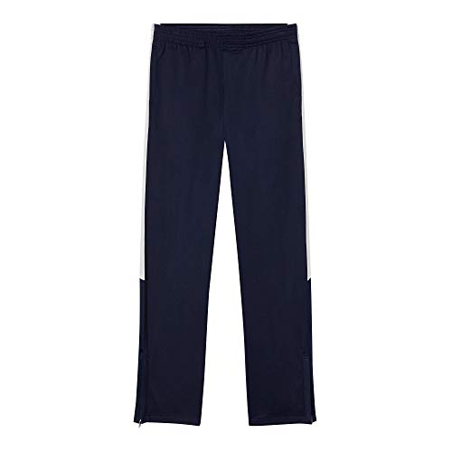 - French Toast Boys' Big Tricot Track Pant, Dark Navy, M