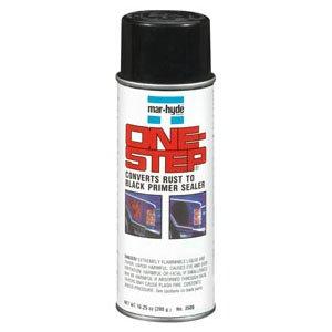 Mar-Hyde One-Step Rust Converter Primer Sealer, 10 oz. aerosol (3509) by Mar-Hyde