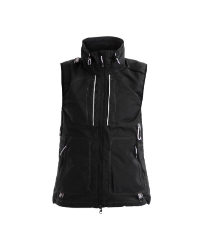 Hurtta Collection Pet Owner Obedience Vest, XX-Large, Black by Hurtta
