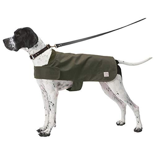 Filson Unisex Shelter Cloth Dog Coat Otter Green XL