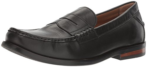 Cole Haan Men's Pinch Friday Penny Loafer, Black Handstain, 7 M US