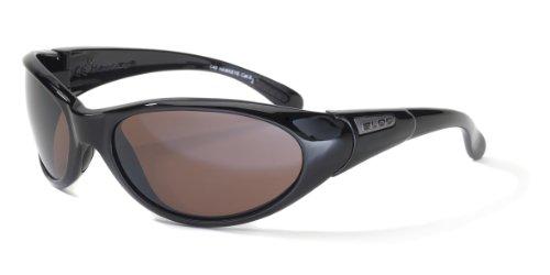 Hawkeye Costume Uk (Bloc Eyewear Hawkeye Black Sunglasses (Ve5 Vermillion/Cat 3 Lens))