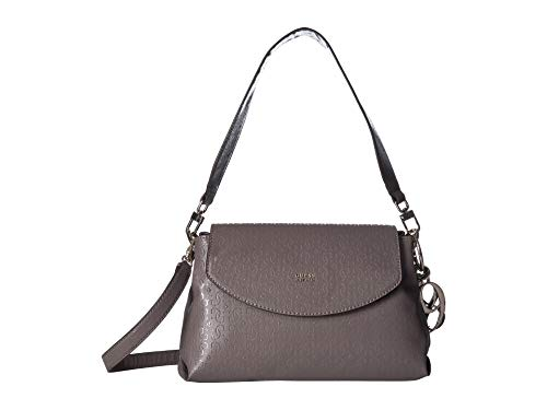 GUESS Women's Tamra Shoulder Bag Taupe One Size