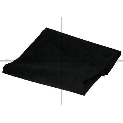 Tissu de Poker Noir 2 m