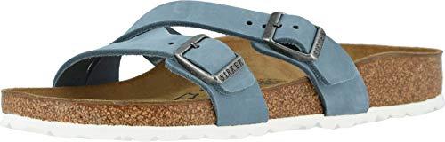 Birkenstock Women's Yao Leather Sandal