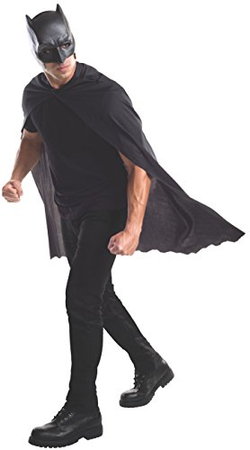 Rubie's Costume Co Batman Cape Set Costume Accessory Kit -