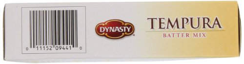 Dynasty Batter Mix Tempura, 8-Ounce (Pack of 6) by DYNASTY (Image #3)