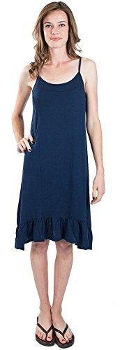 Hem Ruffle Women's Allen Lapis Allen Cami Dress 1qwPSFw