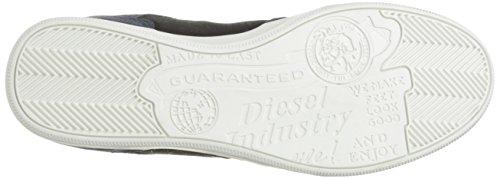 Diesel Mens Happy Hours S-aarrow Fashion Sneaker Medievale Blu