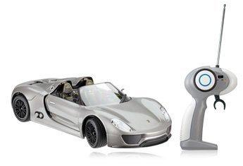 RadioShack 1:16 Porsche 918 Spyder remote controlled