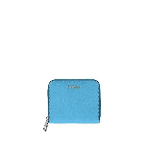 Furla Babylon Woman Wallet S Zip Around turquoise