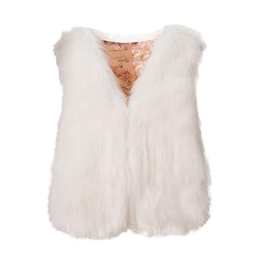 Fur Noir Court Gilet Lâche Securite Hiver Grande Faux Blanc Electri Épais Sweat Coat Gris Costume Brun Taille Chaud Marine Femme Chic Bleu qOtwxnd5