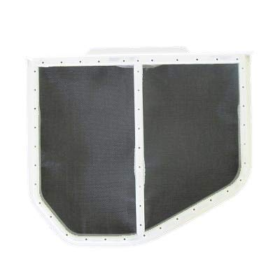 (W10120998 DRYER LINT SCREEN FILTER FOR WHIRLPOOL, KENMORE AND ROPER, SEARS)