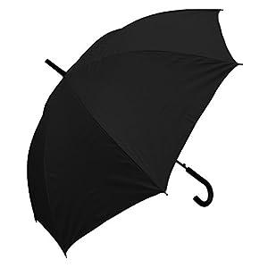 RainStoppers Auto Open European Hook Handle Umbrella