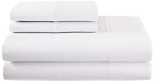 Calvin Klein Home Vista, King Sheet Set, (Calvin Klein Percale Flat Sheet)