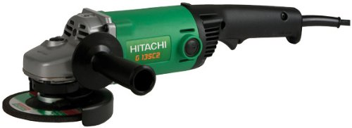 Hitachi G13SC2P9 5-Inch 11-Amp Angle Grinder Non Locking Switch Discontinued by the Manufacturer