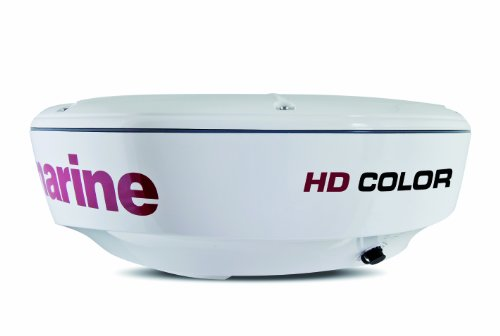 (Raymarine RD418HD 4kW Digital Radome with 10M Raynet Cable, 18-Inch)