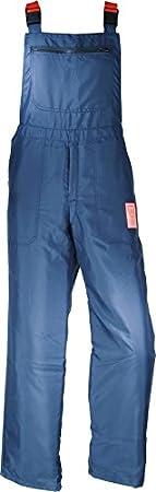 Schnittschutzklasse 1 Ratioparts 502,254 Schnittschutz Latzhose Blau 38x5x26,5 cm Gr/ö/ße 54 Form A