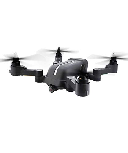 - Vacally Remote Controll Drone X-328 WiFi HD 4K 120° Wide Angle Camera Double GPS Altitude Hold Brushless Quadc RC Aircraft Cross-Border Helicopter, Black