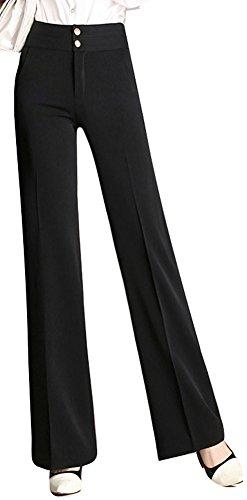 00 black dress pants - 7