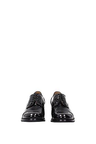 EU de Zapatos Cordones Church's DE0010BLACK Negro Mujer 5XBZ5qSw