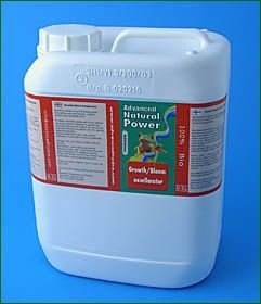 Advanced Hydroponics Growth/Bloom Excellarator, 5 L