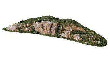 - Woodland ScenicsWS 1320 Rocky Ridge-Large