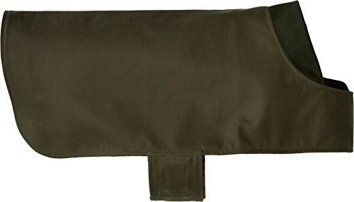 Filson Unisex Shelter Cloth Dog Coat Otter Green XL