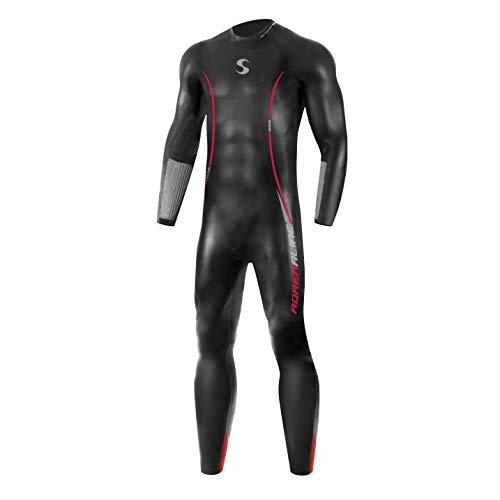 en's Fullsleeve Triathlon Wetsuit (M3) ()