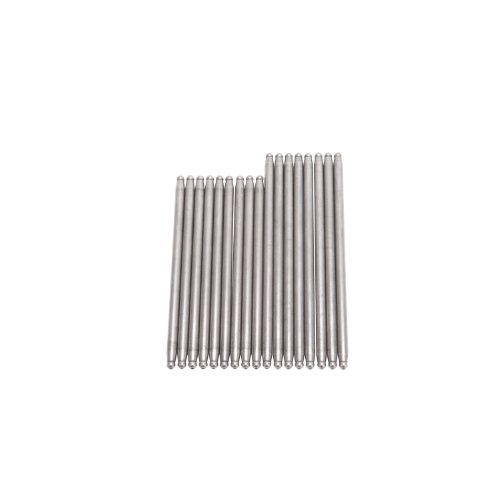 Edelbrock 9647 Pushrod Set Chevy Big Block For Use w/PN[97433] Hydraulic Roller Lifters 3/8 in. Diameter Pushrod (Edelbrock Pushrod)