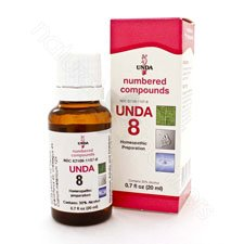 Unda # 8 - 0,67 oz (20 ml) par Seroyal