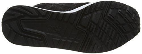 ASICS Gelsaga - Zapatillas de deporte unisex Negro (Black/Black 9090)