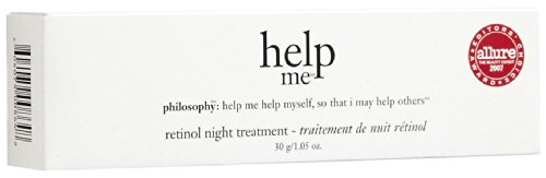 Philosophy Help Me Retinol Night Treatment, 1.05 Ounce