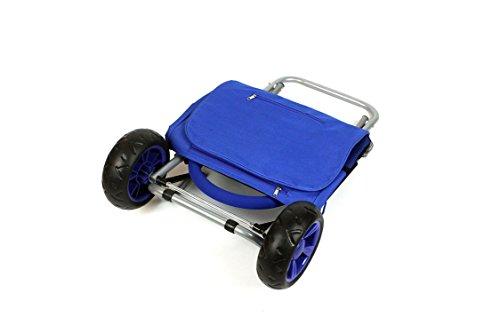 Trolley Dolly, Blue Grocery