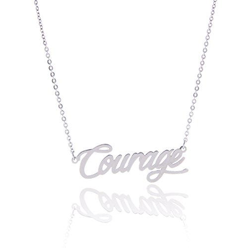 AOLO Necklace Initial Power Pendant product image