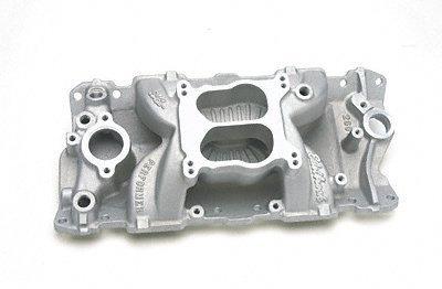 Edelbrock 2601 Performer Air-Gap Aluminum Intake Manifold by Edelbrock
