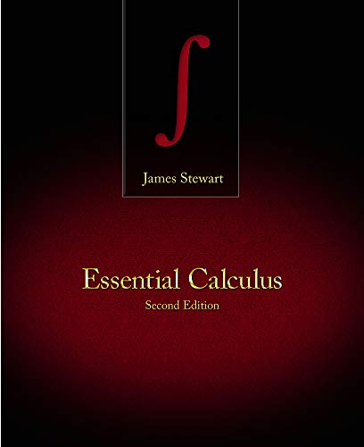 Essential Calculus (Calculus 2nd Edition)