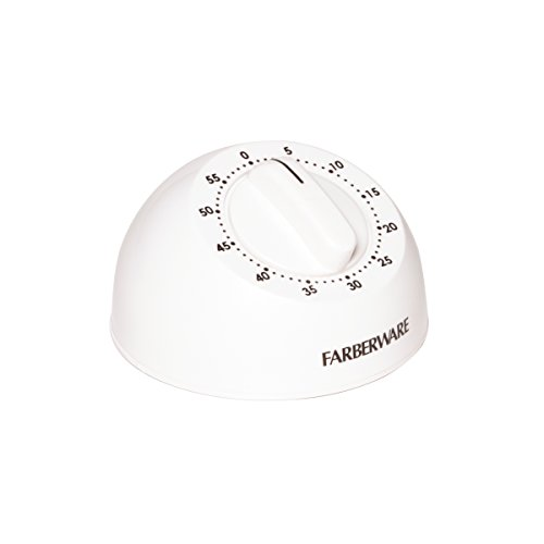 Farberware Protek Mechanical Timer White product image