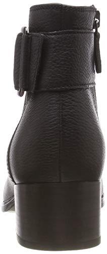 Leather Clarks black Dream Noir Bottes Elvina Motardes Femme xU6qTUSCw