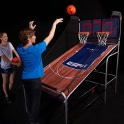 ESPN 2-Player Basketball Game with Authentic PC Backboard by ESPN