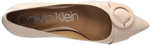 Calvin Klein Women's Pavie Pump Sheer Satin isFAoD