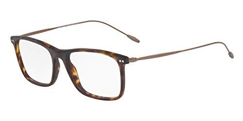 - Eyeglasses Giorgio Armani AR 7154 5089 MATTE HAVANA