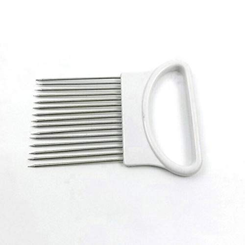 Onion Cutter Chopper Slicer Vegetable Cutting Loose Meat Tomato Slicing Gadget