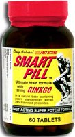 Only Natural Smart Pill -- 60 Tablets - 2PC by Only Natural
