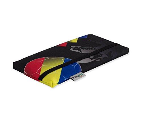 Stilbag Fan Smartphone Case - Championnat d'Europe de football 2016 - Drapeau de la Roumanie - Housse pour Apple iPhone 6s