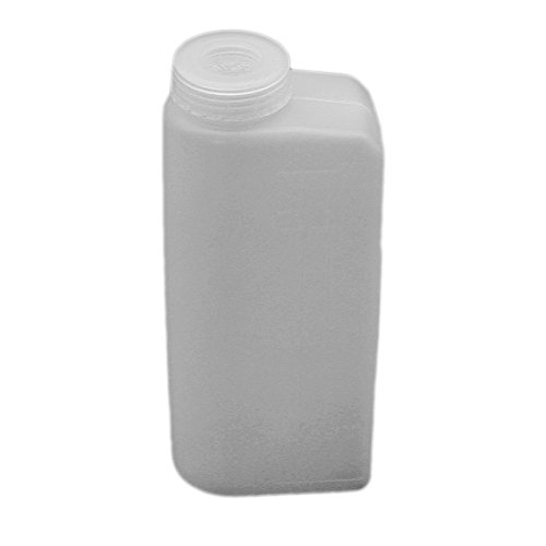 600ML Petrol Gas Fuel Oil Mix Mixing Bottle Container 25:1 For 2 Stroke Gas Scooters Chainsaw Trimmer Strimmer Brushcutter