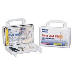 First Aid Kit, Bulk, White, 59 Pcs, 10 (First Aid Kit Toothbrush)