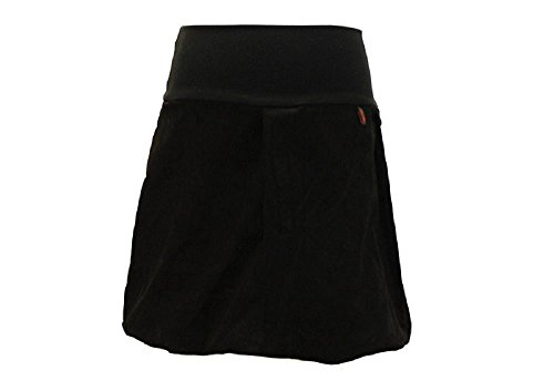 Design Dunkle Falda Mujer Globo Para Negro T8qwzS