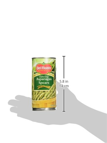 Del Monte Canned Extra Long Asparagus Spears, 15-Ounce