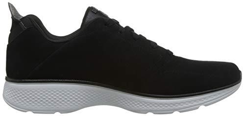 Walk 4 Go Skechers Scarpe Nero da Bianco uomo da corsa qUv55nE
